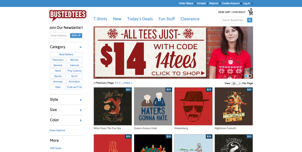 bustedtees screen